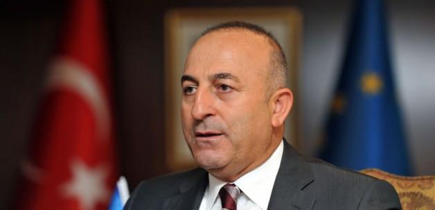 Bakan Çavuşoğlu'ndan ilk açıklama