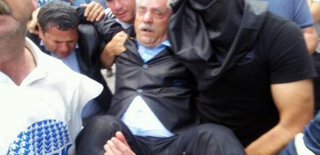 DİSK Genel Başkanı hastaneye kaldırıldı