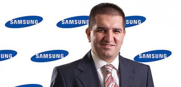 Dr. Erdem Erkul Samsung Türkiye'de göreve başladı
