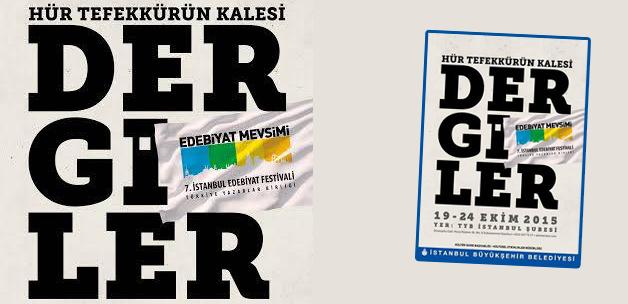 Edebiyat Mevsimi'nde 'Dergi Festivali'  yaşanacak