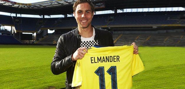 Elmander'in yeni kulübü belli oldu!