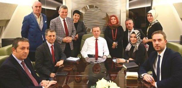Erdoğan: 12 yıl kirada oturdum konuşmazlar