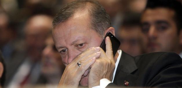 Erdoğan Mezruki ile görüştü