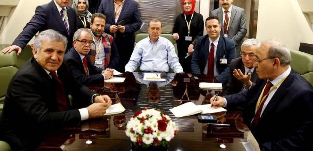 Erdoğan: PKK'dan daha çok zarar verdiler