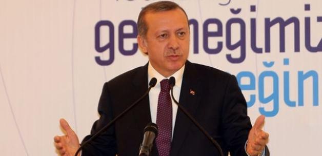 Erdoğan: Amerika'nın keşfi iddiası benim değil