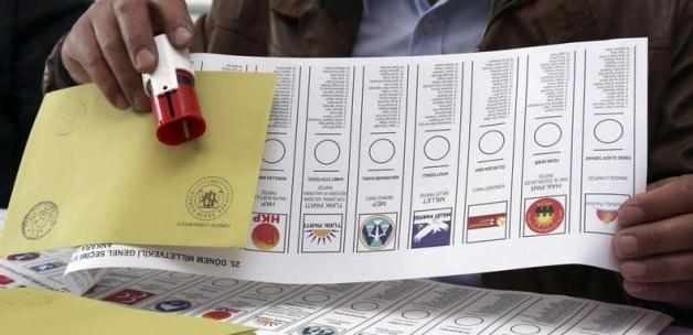 Son seçim anketi: En büyük kaybı o parti yaşadı