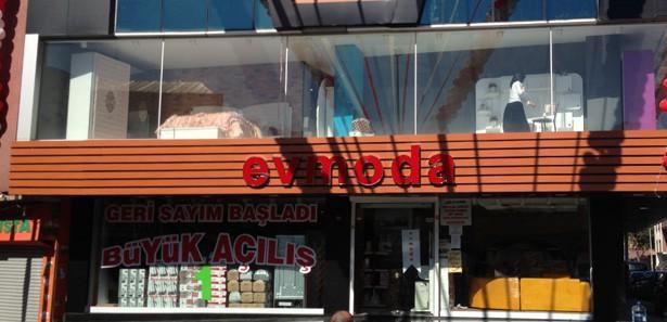 EVMODA, 6. mağazasını Sefaköy'de açtı