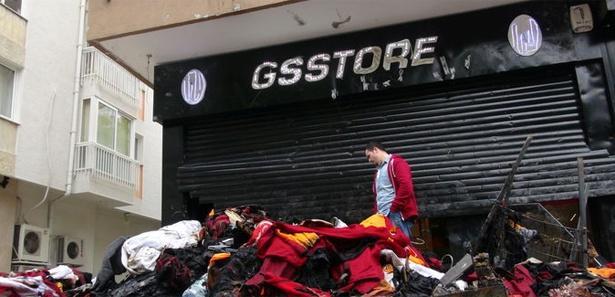 GS Store saldırısında flaş gelişme!