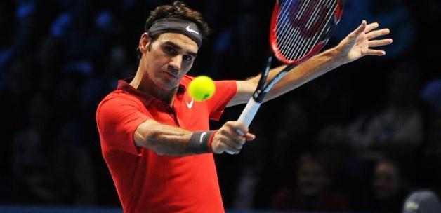 Federer Kanadalı rakibine şans tanımadı