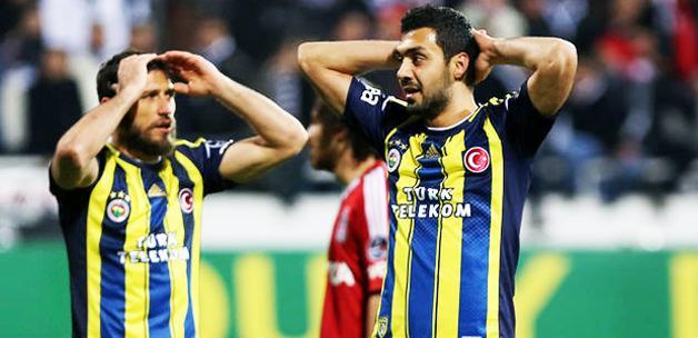Fenerbahçe 5 isimle yollarını ayırdı!