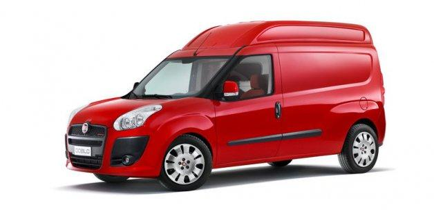 Fiat'a İngiltere'den iki ödül birden