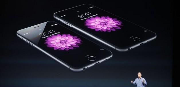 Apple'in yeni telefonu sipariş rekoru kırdı