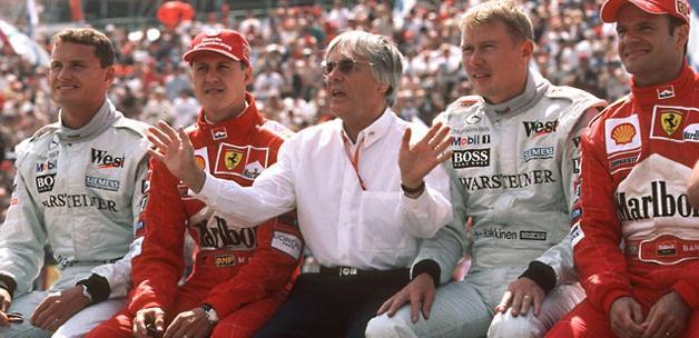 Formula 1'in patronuna hapis şoku!