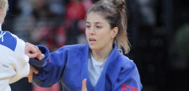 Milli judocu altın madalya kazandı