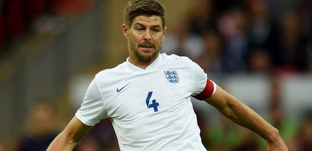 Gerrard: İtalya maçını iple çekiyorum