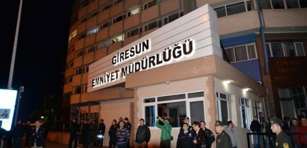 Giresun'da gözaltına alınan 53 kişi serbest kaldı