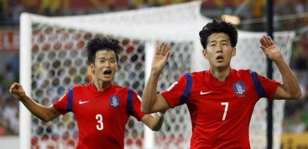 Güney Kore yarı finalde!