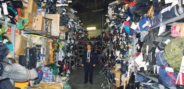 68771442c7713 Havalimanında unutulan eşyalar satışa çıkarıldı - GÜNCEL Haberleri
