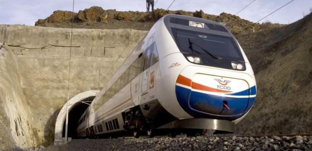 Yüksek hızlı sürpriz tren