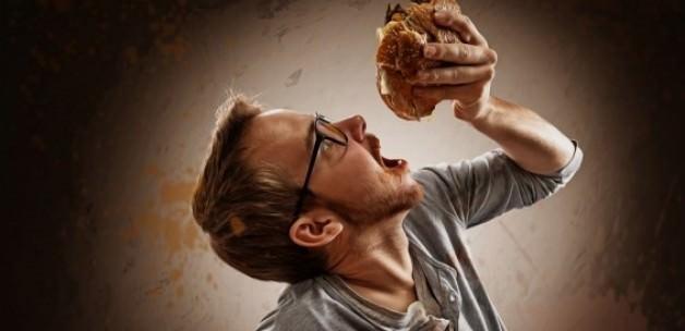 Hızlı yemek yiyenler dikkat