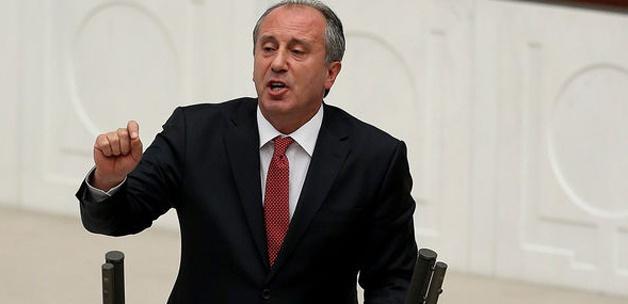 İnce: AK Parti kara kara düşünecek