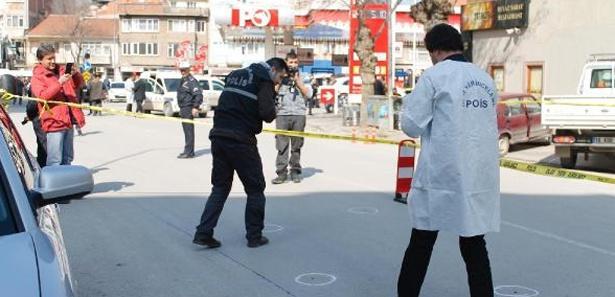 İnegöl'de silahlı çatışma: 1 ölü