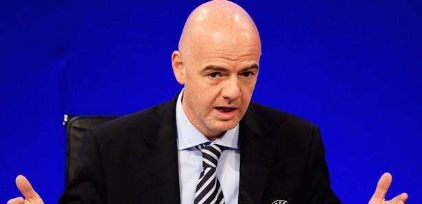 FIFA Başkan Adayı Infantino, vaatlerini açıkladı
