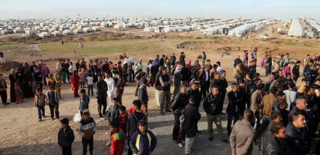 Irak'tan Türkiye'ye kaç kişi girdi?