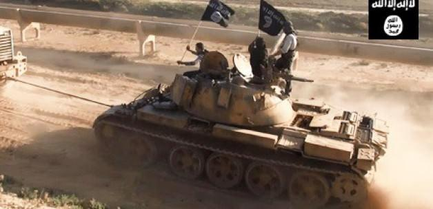 IŞİD üç koldan saldırıya geçti!