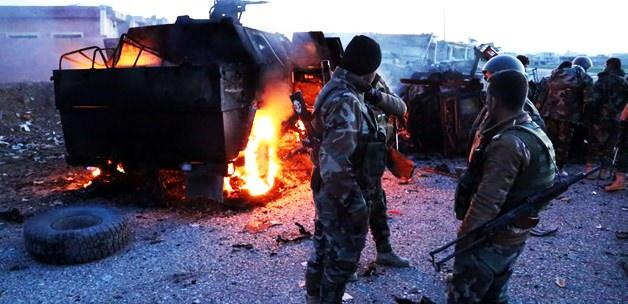 IŞİD'e çok ağır darbe! Yılbaşında dev operasyon