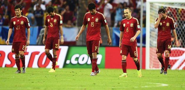 İspanya'da şok! Milli takımı bıraktı!