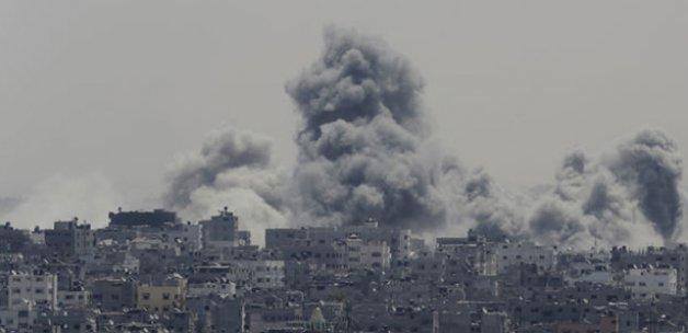İsrail hastane bombaladı: En az 10 çocuk şehit