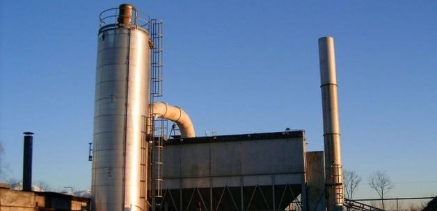 İstanbul'a yeni asfalt fabrikası
