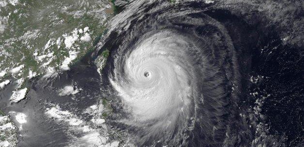 Japonya'da 590 bin kişi tahliye edildi