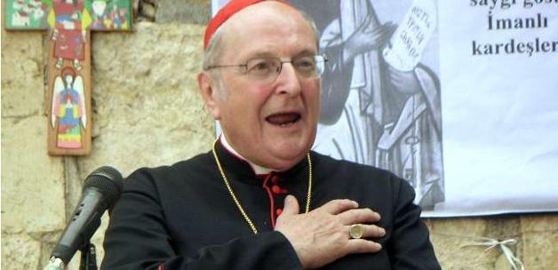Kardinalden Müslümanlar için çirkin kıyaslama