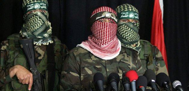 Hamas: Direnişe tüm gücümüzle devam edeceğiz