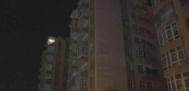 Kayseri'de göçük paniği
