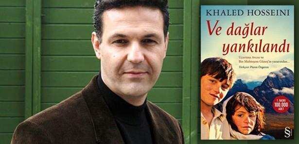 Khaled Hosseini'nin son kitabı Türkçe'de!