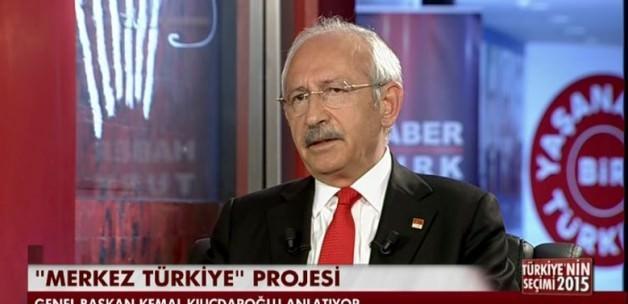 Kılıçdaroğlu: Suriye'yle barış yapacağım