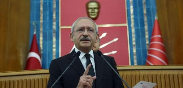 Kılıçdaroğlu'ndan Şah Fırat Operasyonu'na tepki