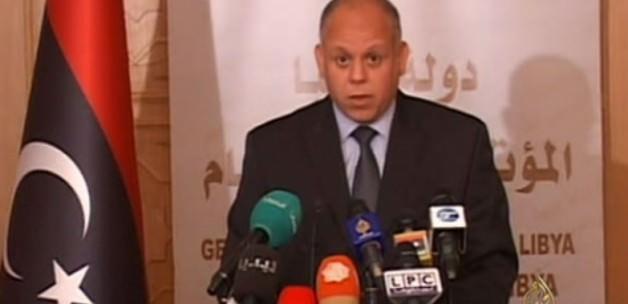 Libya Mısır'ı kınadı