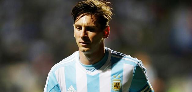 Messi'den Neymar'ın cezasına yorum