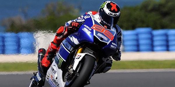 Moto GP pilotu Lorenzo geri adım attı
