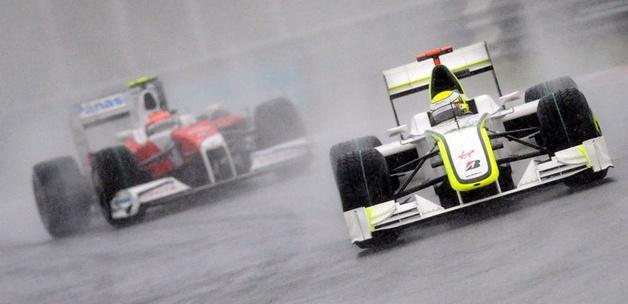 Malezya'da zafer Mercedes'in oldu!