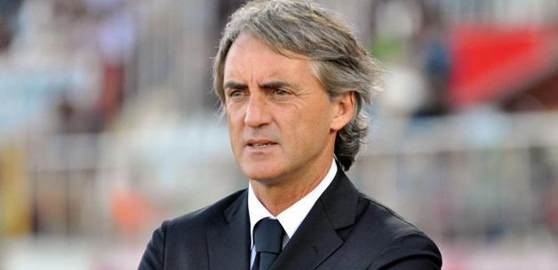 Mancini: Şimdi sıra Türk Milli Takımı'nda...