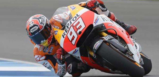 Marquez rekor için sürecek!