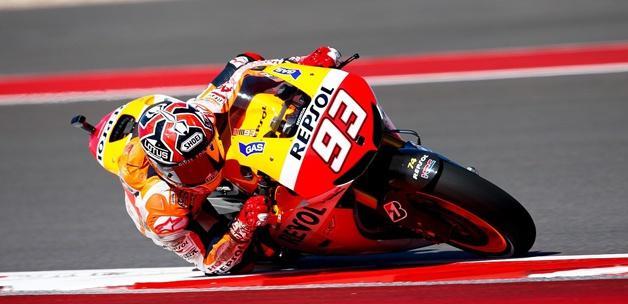 Marquez, tarihin en genç MotoGP şampiyonu