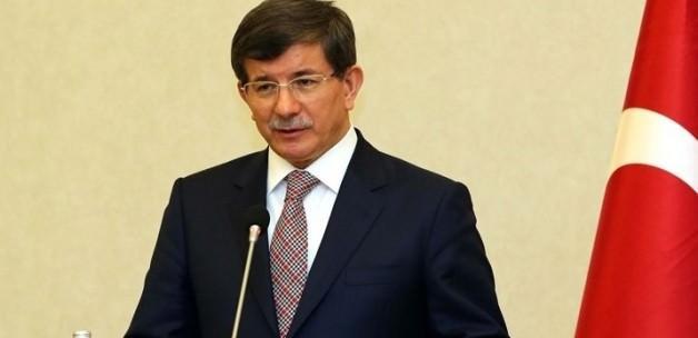 Başbakan Davutoğlu: Kimseden izin almadık