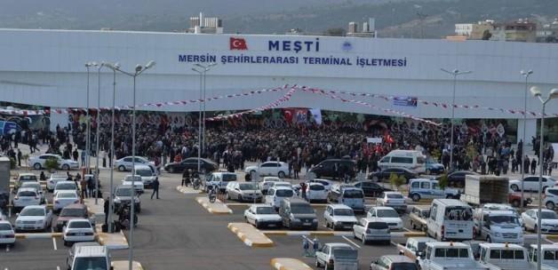 Mersin'de trilyonluk yeni otogar hüsranı!