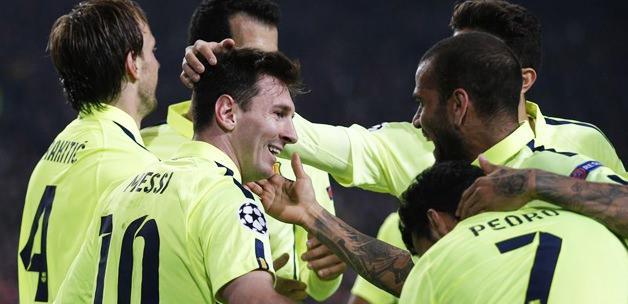 Messi varsa sıkıntı yok! Yine rekor kırdı